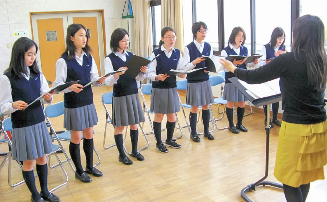 クラブ活動|大阪女学院