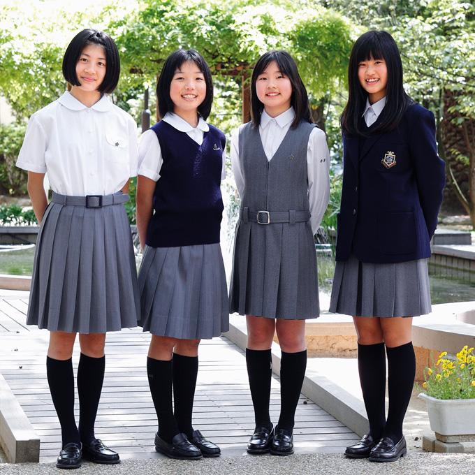 大阪女学院高等学校画像